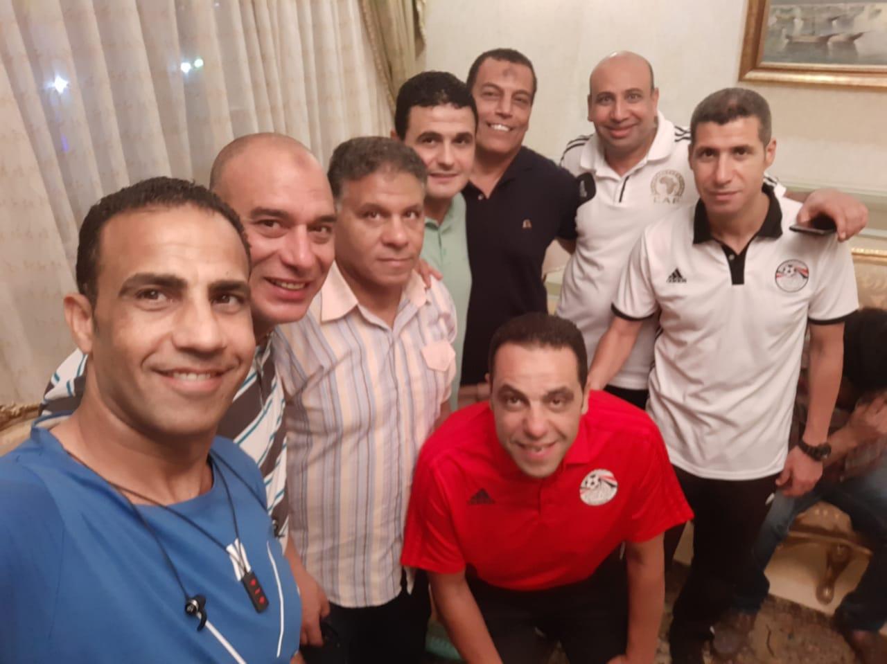 حفل افطار حكام الغربية  (1)