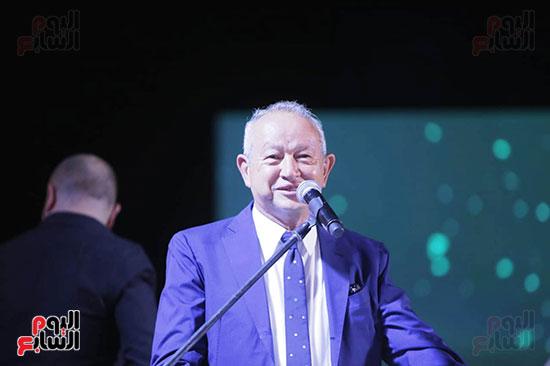 رئيس الوزراء يصل حفل تطوير مشروع حديقة الشيخ زايد (14)