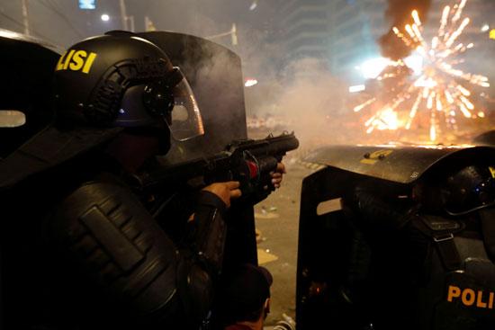 تجدد الاشتباكات فى إندونيسيا (4)
