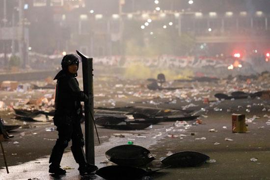 تجدد الاشتباكات فى إندونيسيا (5)