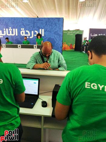 تسليم-بطاقات-الـ-FAN-ID-وتذاكر-حضور-حضور-مباريات-كأس-الأمم-(11)