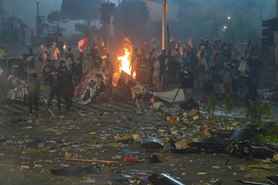 تجدد الاشتباكات فى إندونيسيا (11)