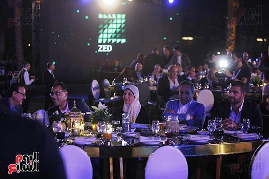 رئيس الوزراء يصل حفل تطوير مشروع حديقة الشيخ زايد (16)