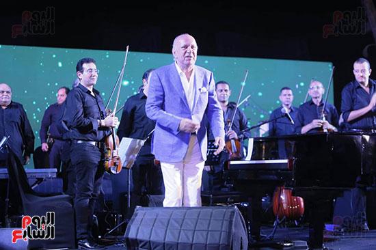 رئيس الوزراء يصل حفل تطوير مشروع حديقة الشيخ زايد (17)