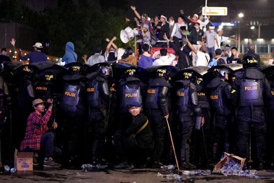تجدد الاشتباكات فى إندونيسيا (6)