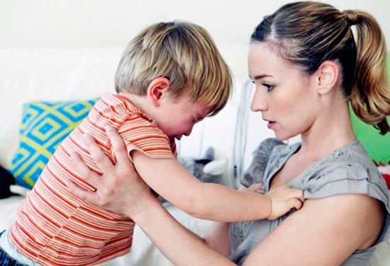 كيفية تهدئة غضب الطفل