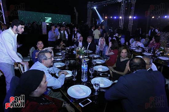 رئيس الوزراء يصل حفل تطوير مشروع حديقة الشيخ زايد (8)