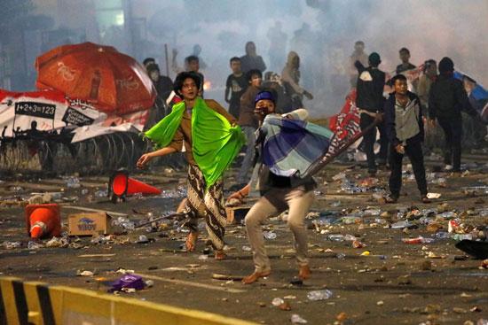 تجدد الاشتباكات فى إندونيسيا (3)