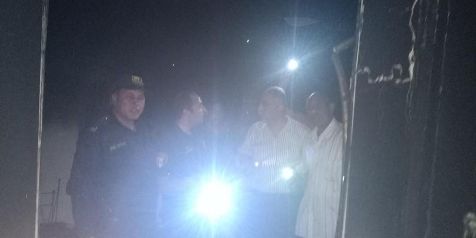 السيطرة علي حريق داخل  شقة سكنية بحي غرب مدينة أسيوط  (1)