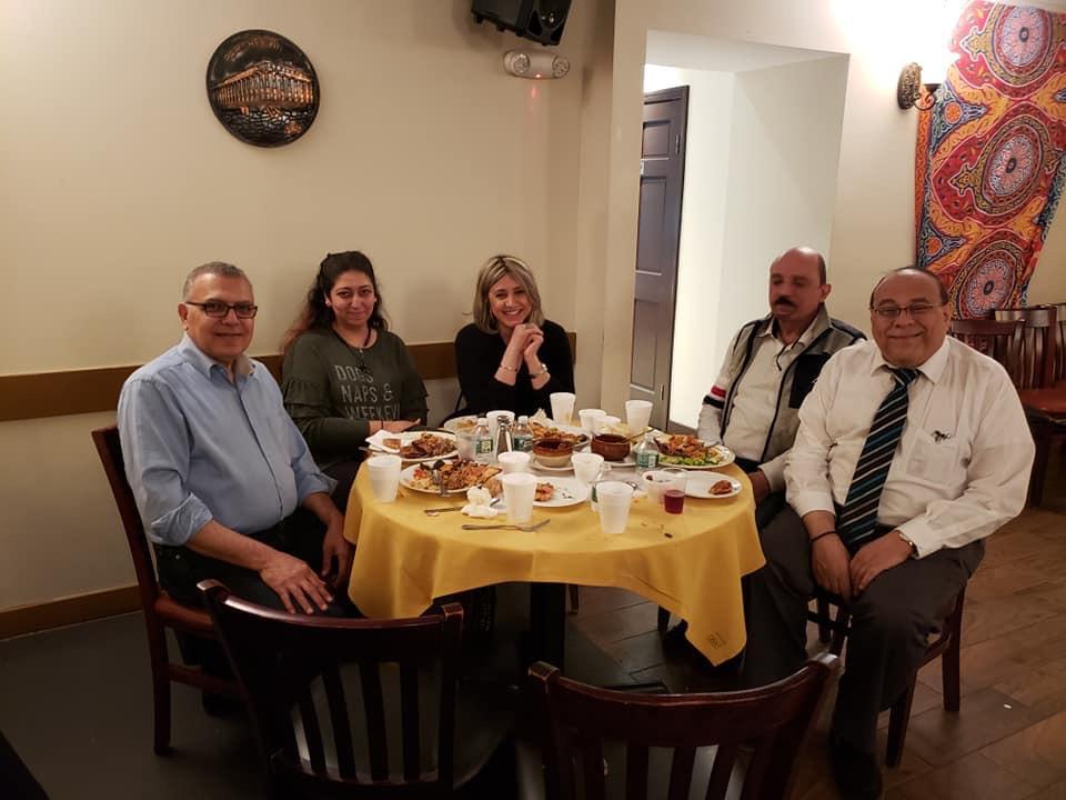 إفطار المصريين بنيويورك (8)