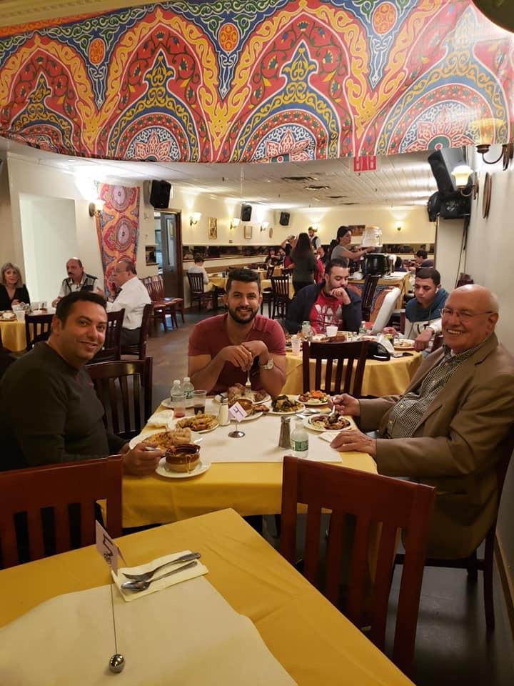 إفطار المصريين بنيويورك (7)