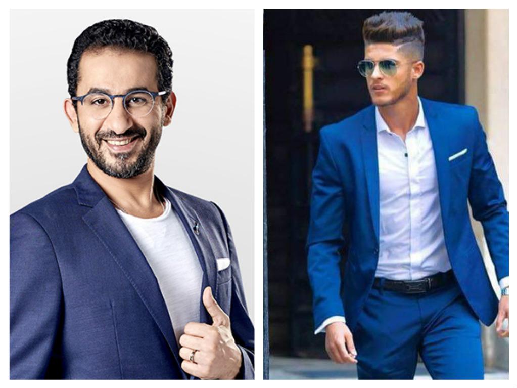 أحمد الشيخ و أحمد حلمى