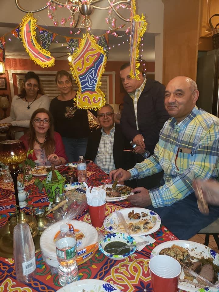 إفطار المصريين بنيويورك (17)