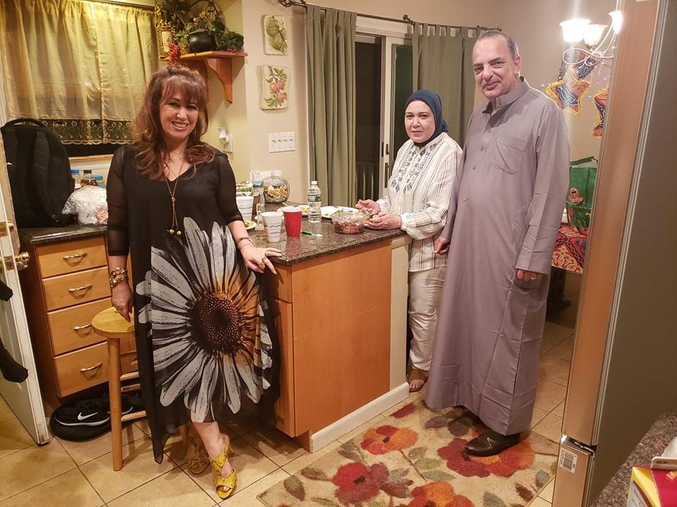 إفطار المصريين بنيويورك (9)