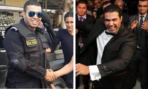 الشهيد النقيب أحمد جمال