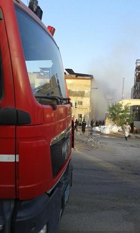 حريق المصنع (1)