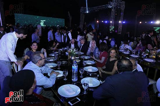 رئيس الوزراء يصل حفل تطوير مشروع حديقة الشيخ زايد (6)