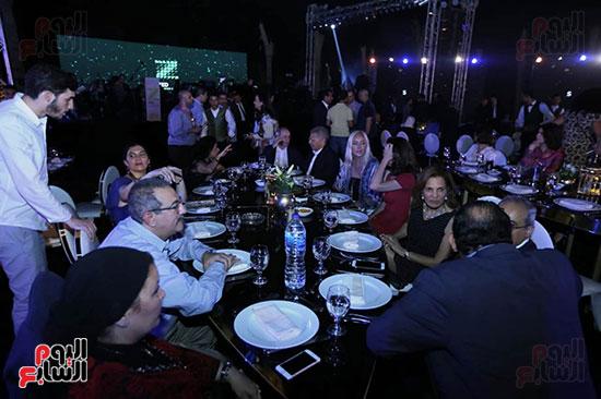 رئيس الوزراء يصل حفل تطوير مشروع حديقة الشيخ زايد (7)