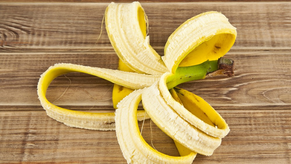 فوائد قشر الموز (1)