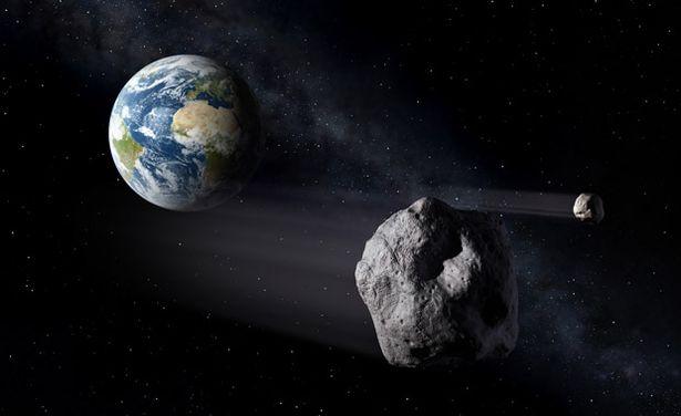 مرور الكويكب