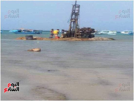 ميناء صيد الشلاتين الجديد (2)