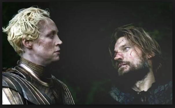 بريان وجيمى لانيستر فى مسلسل صراع العروش