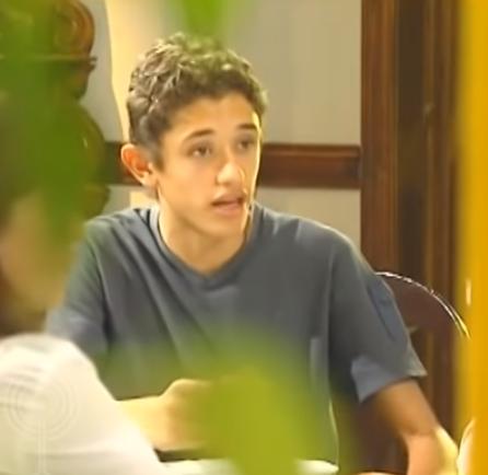 كريم محمود عبد العزيز في مسلسل رجل  في زمن العولمة