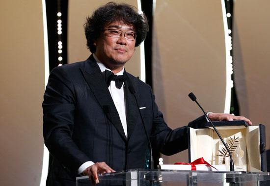 المخرج الكوري الجنوبي بونج جون-هو