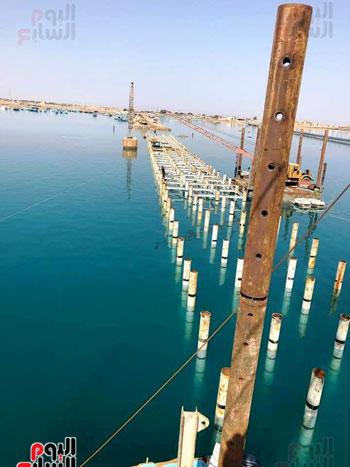 ميناء صيد الشلاتين الجديد (1)