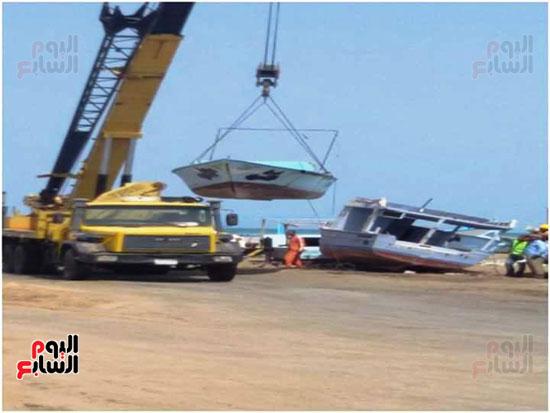 ميناء صيد الشلاتين الجديد (3)
