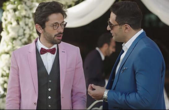 كريم محمود عبد العزيز في فيلم إطلعولى برة