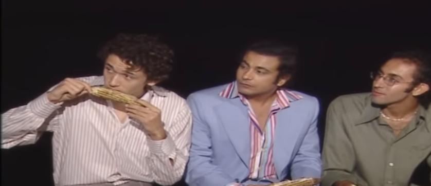 كريم محمود عبد العزيز في مسلسل محمود المصرى