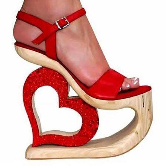 أبشع الأحذية فى العالم (1)