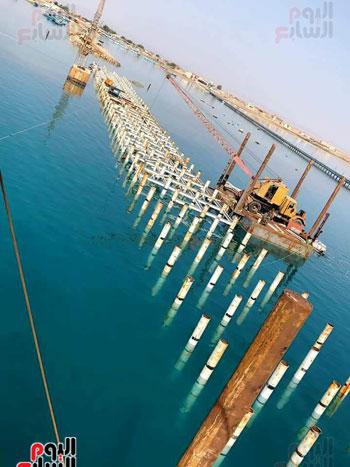 ميناء صيد الشلاتين الجديد (6)