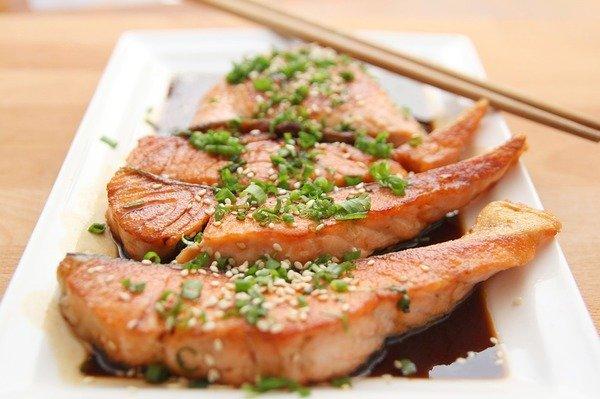 السمك مفيد لصحتك احرص على تناوله