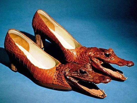 أبشع الأحذية فى العالم (6)