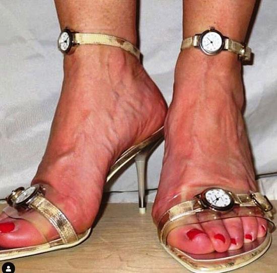أبشع الأحذية فى العالم (2)