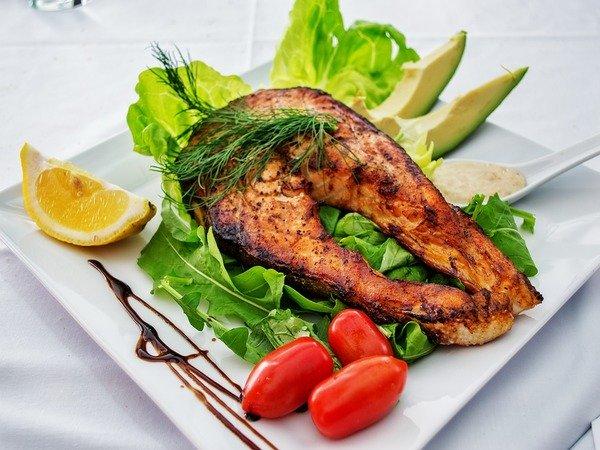 اجعل السمك فى نظام غذائك