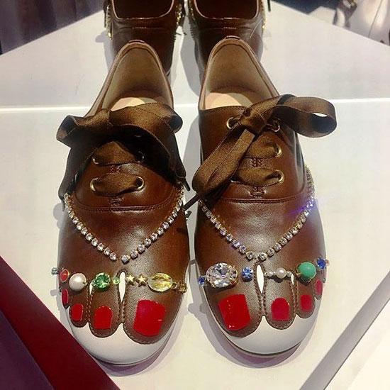 أبشع الأحذية فى العالم (13)