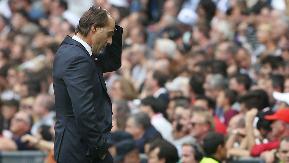 لوبيتيجي مدرب ريال مدريد السابق
