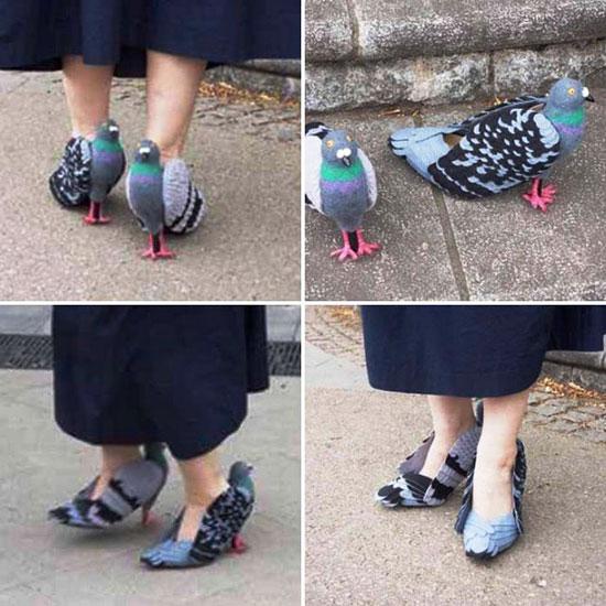 أبشع الأحذية فى العالم (12)