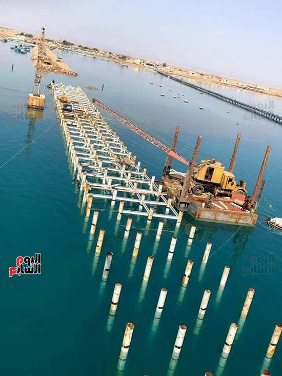ميناء صيد الشلاتين الجديد (5)
