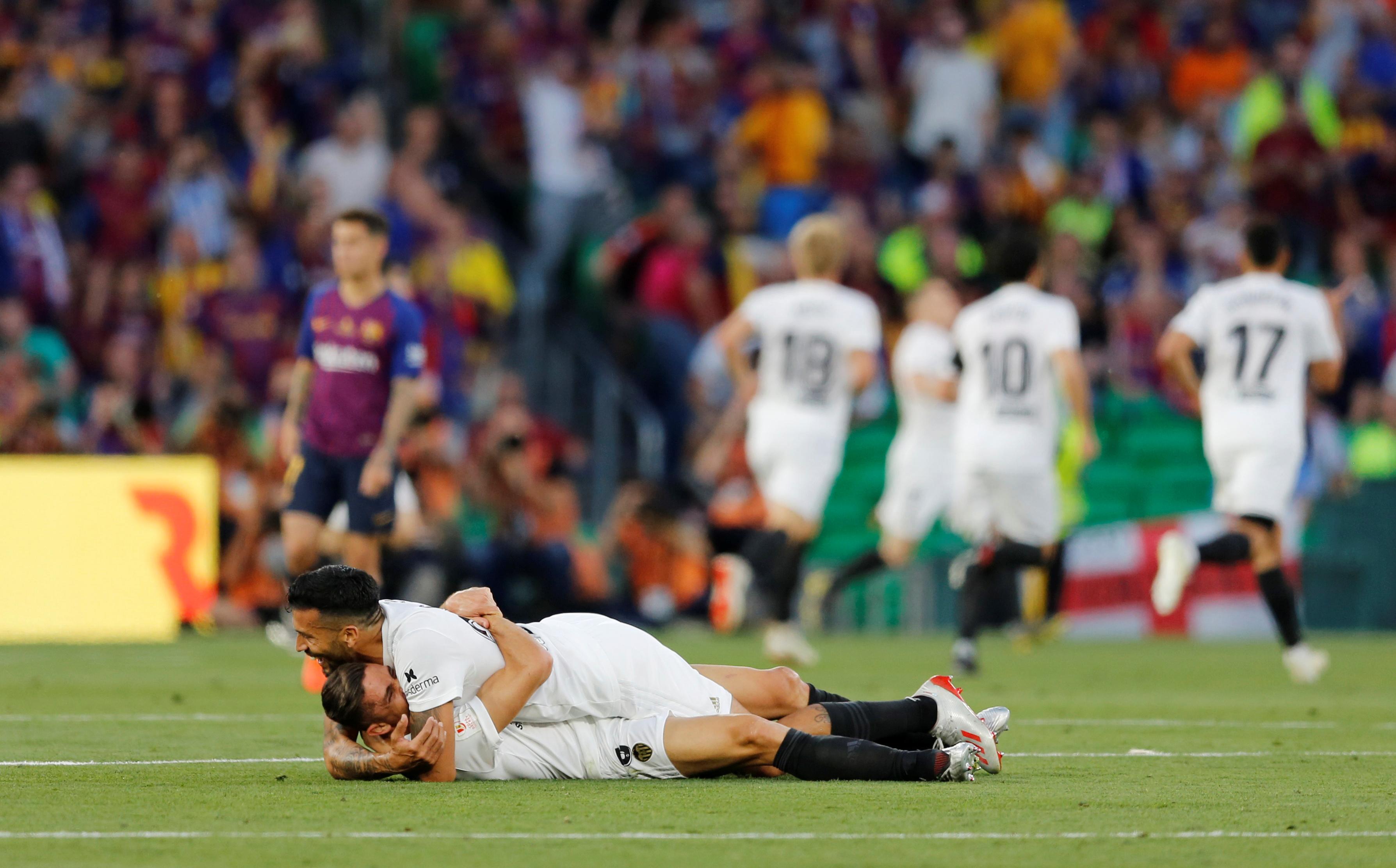برشلونة ضد فالنسيا  (16)
