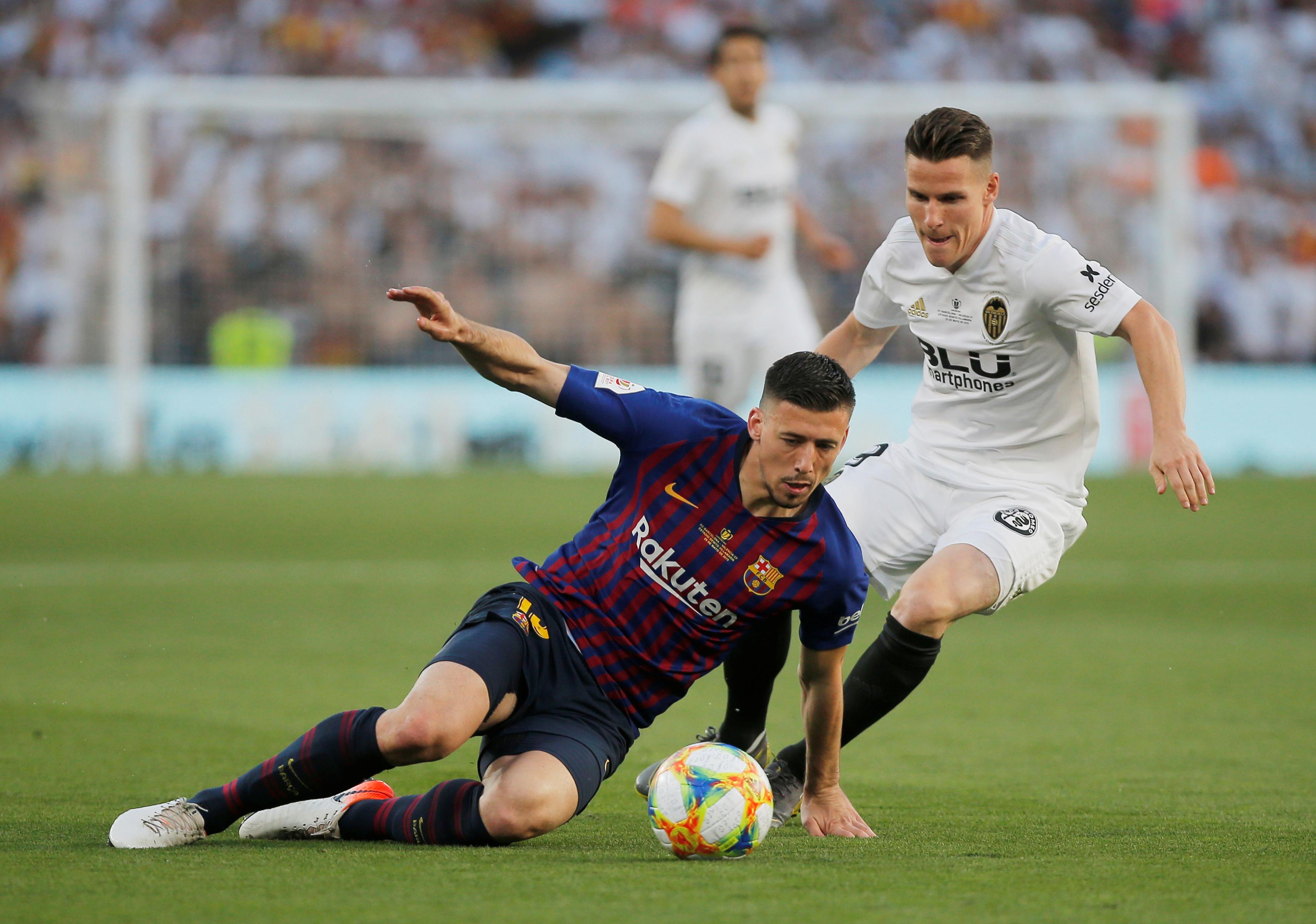 برشلونة ضد فالنسيا  (2)
