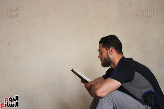 المعتكفون بمسجد عمرو بن العاص (12)