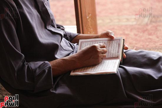 المعتكفون بمسجد عمرو بن العاص (17)