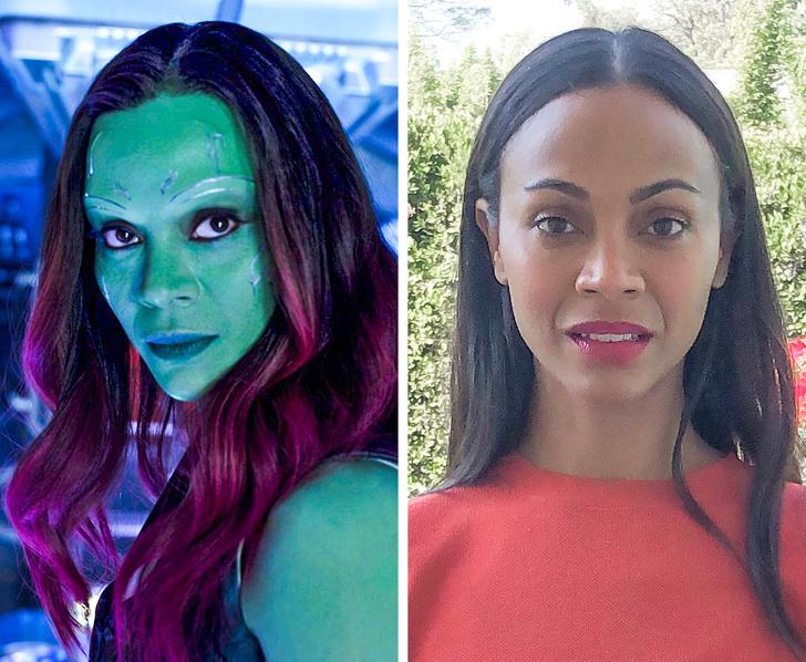 Gamora - زوي سالدانا