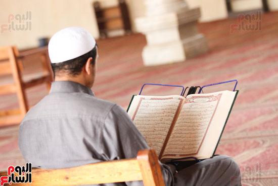 المعتكفون بمسجد عمرو بن العاص (18)