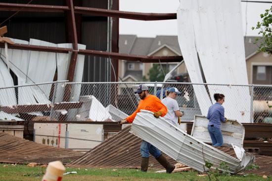 تدمر منازل