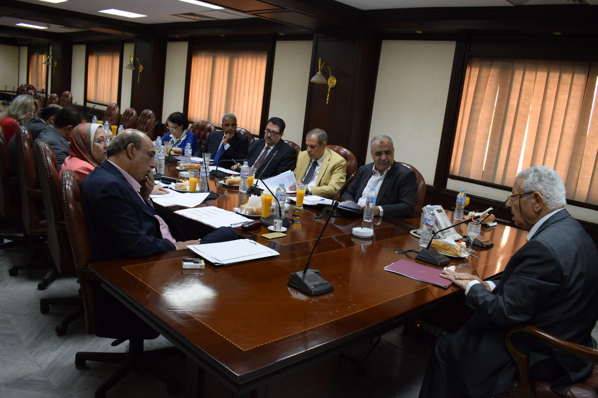 اجتماع-المجلس-الاعلى-لتنظيم-الاعلام